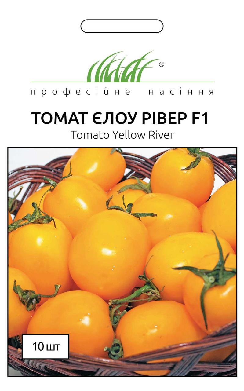 Томат Елоу Ривер F1 кустовой  (ПС) 10 семян