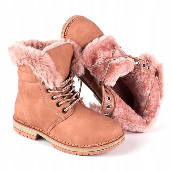 Женские ботинки Olga