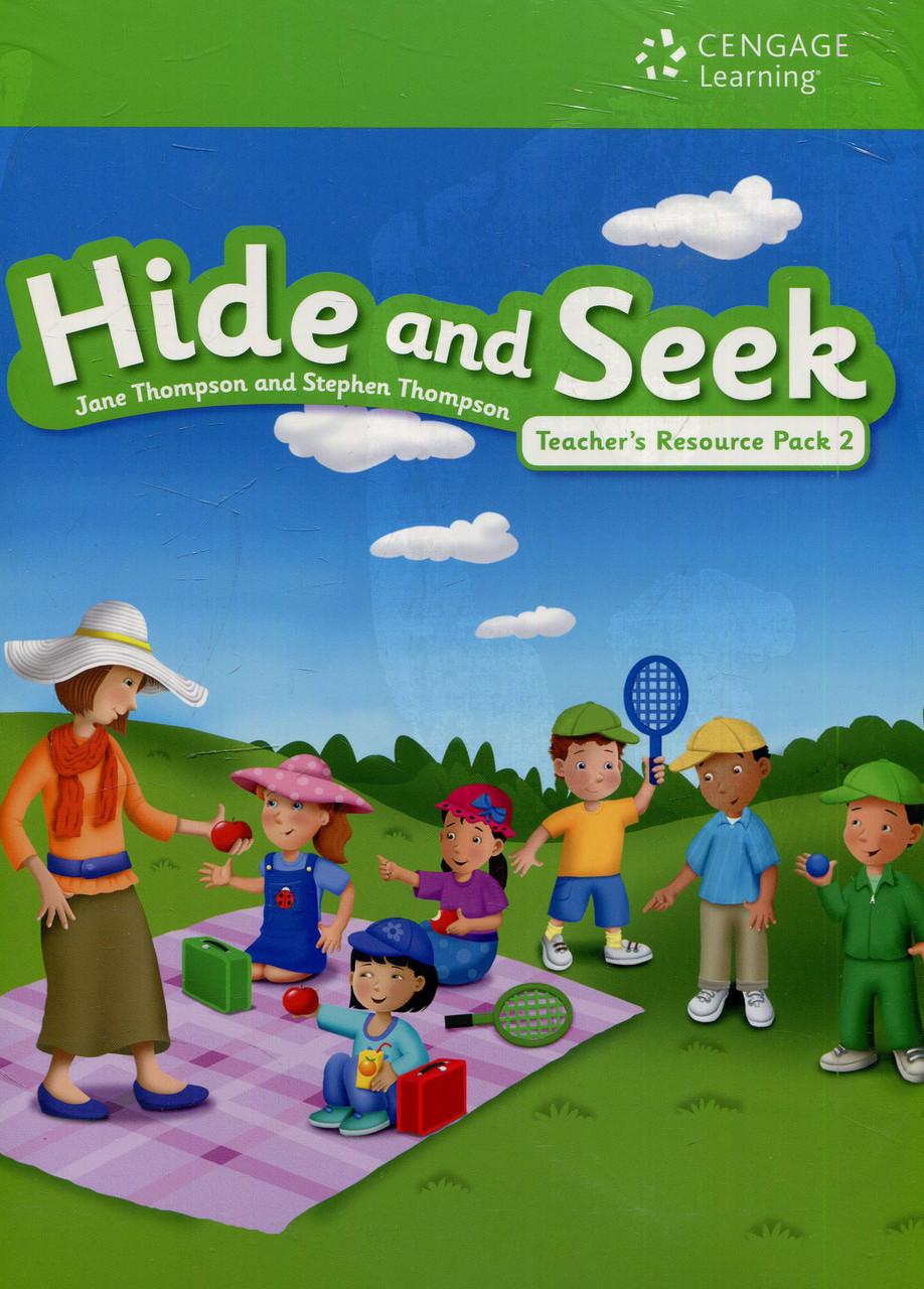 Hide & Seek: Teachers Resource Pack Level 2