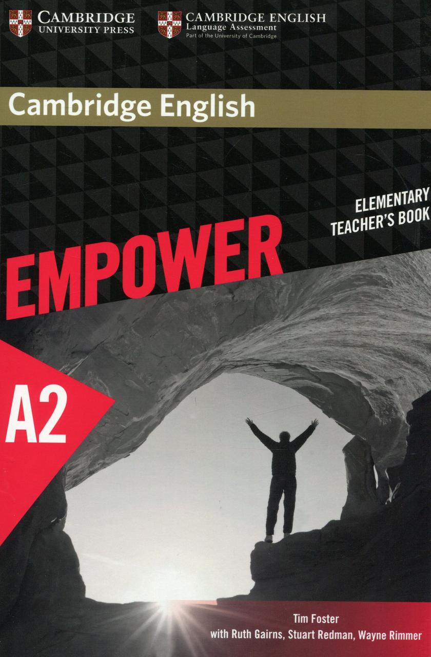 Cambridge English Empower A2. Elementary Teacher's Book