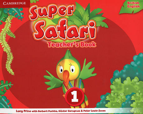 Super Safari Level 1 Teacher's Book, фото 2