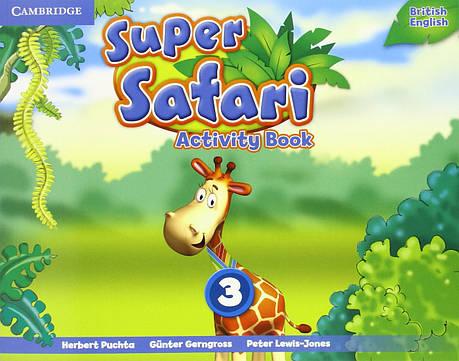 Super Safari Level 3. Activity Book, фото 2