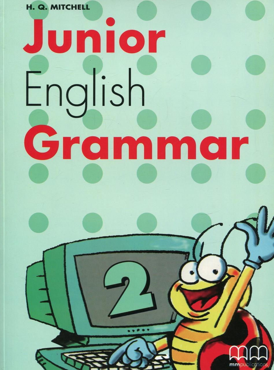 Junior English Grammar. Book 2