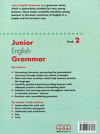 Junior English Grammar. Book 2, фото 2
