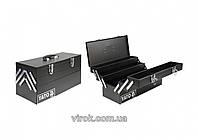 Ящик для інструменту YATO металевий 460х200х225мм