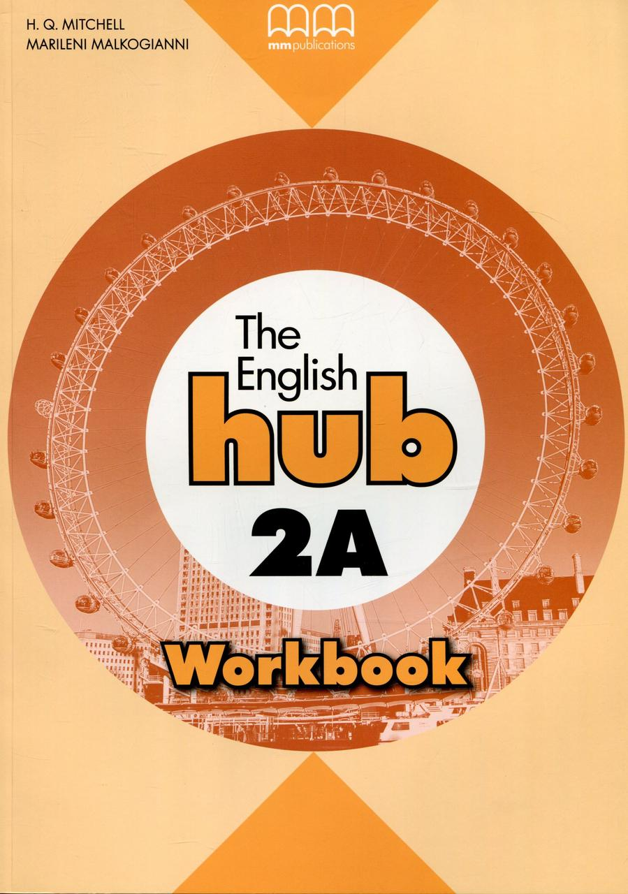 English Hub. Workbook 2А