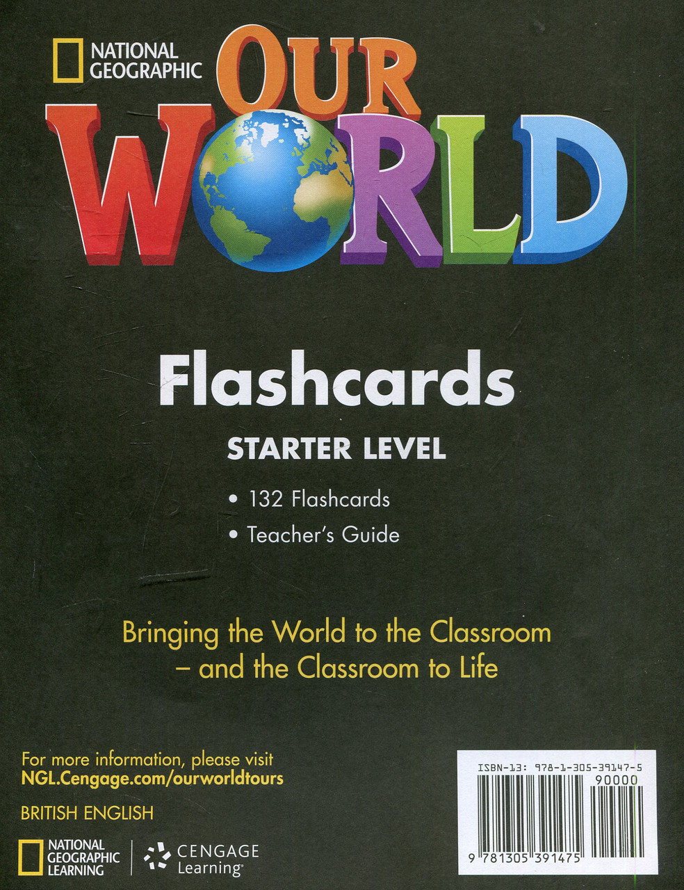 Our World Starter Flashcards