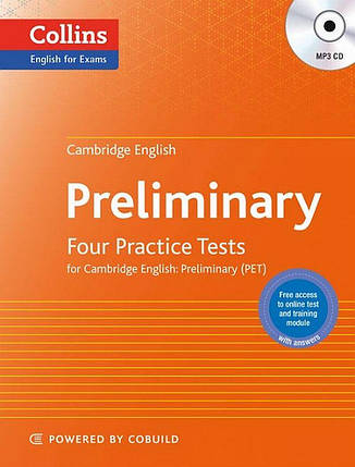 Four Practice Tests for Cambridge English. Preliminary, фото 2