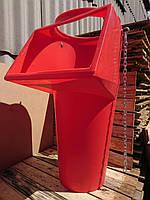 Рукав этажный Приёмный 110 см, с комплектующими для Мусоропровода (цепи, карабины), фото 2