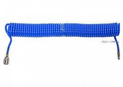 Шланг пневматический спиральный полиуретановый YATO 5.5 х 8 мм 10 м