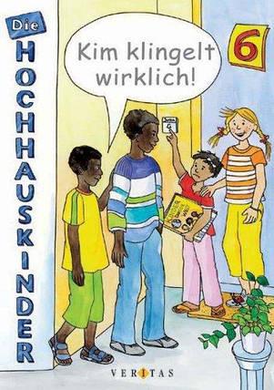 Die Hochhauskinder 6. Kim klingelt wirklich!, фото 2