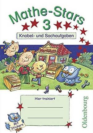 Kleine Mathe-Stars 3 Knobel- und Sachaufgaben, фото 2