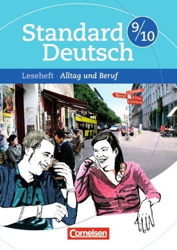 Standard Deutsch 9/10 Alltag und Beruf