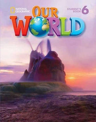 Our World 6. Students Book (+ CD-ROM), фото 2