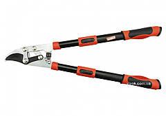 Сікатор до гілок YATO Ø=32 мм з телескопічними ручками l=690-930 мм YT-8841