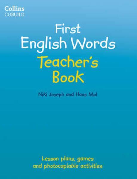 First English Words. Teacher's Book
