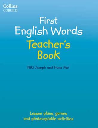 First English Words. Teacher's Book, фото 2