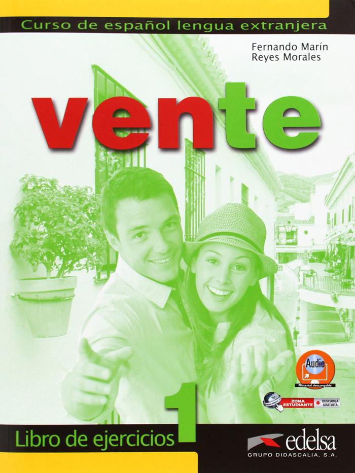 Vente: Libro De Ejercicios 1 (Spanish Edition)