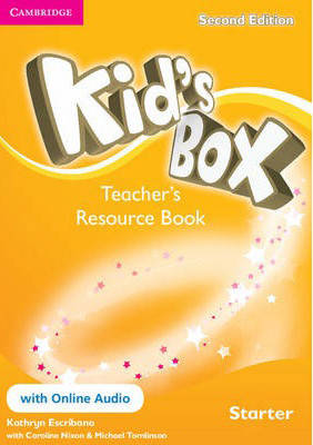 Kid's Box Starter Teacher's Resource Book with Online Audio, фото 2