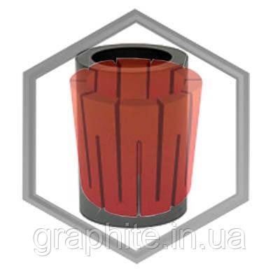Тигель графитовый IECO под фильеру Z50-305MI