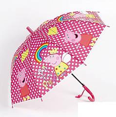 Детский зонтик Свинка (горошек)