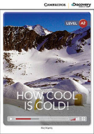 How Cool is Cold! Low Intermediate. Book with Online Access, фото 2