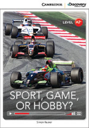 Sport, Game or Hobby Low Intermediate. Book with Online Access, фото 2
