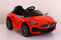 """Детский электромобиль Tilly """"BMW Z4"""" музыкальный T-7634 RED с пультом управления"""
