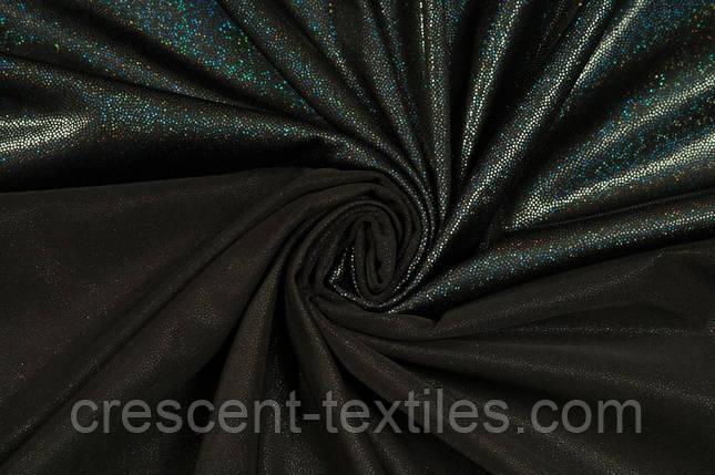 Бифлекс с Напылением Глограм Чешуя (Черный), фото 2