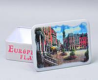 Коробка European flayour металл - 208054