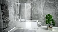 Акриловая ванна Integra 170х75 (левая) Besco PMD Piramida
