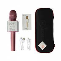 Беспроводной караоке микрофон с колонкой MicGeek Q9