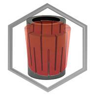 Тигель графитовый IECO под фильеру Z50-360MI, фото 1