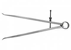 Кронциркуль для внутренних измерений YATO 250 мм