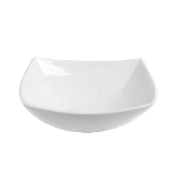 Салатник Luminarc Quadrato White квадратный 14х14 см стеклокерамика (3668H)