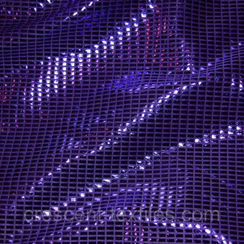 Біфлекс з Напиленням Глограм Луска Стільники (Фіолет)