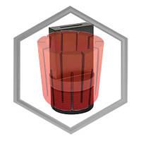 Фильера графитовая для машин IECO под полосу от 35х5 до 200х20, фото 1