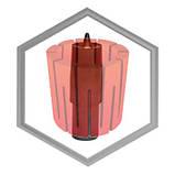 Фильера графитовая для машин IECO под полосу от 35х5 до 200х20, фото 4