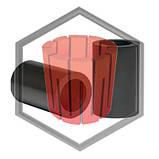 Фильера графитовая для машин IECO под полосу от 35х5 до 200х20, фото 5