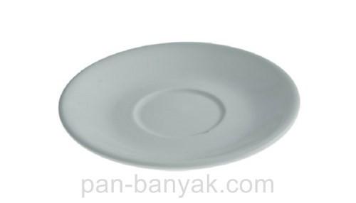 Блюдце FoREST Aspen круглое d15 см фарфор (710491)