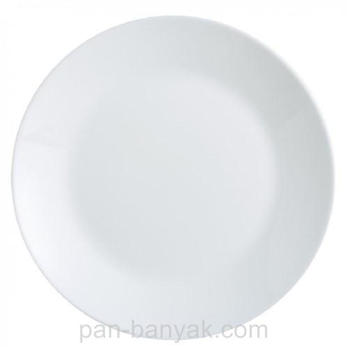 Тарелка десертная Arcopal Zelie круглая без борта d18 см стеклокерамика (L4120)