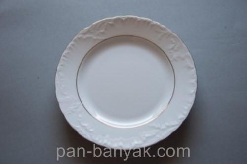 Тарелка десертная Cmielow Rococo 3604 d19 см фарфор (3604)