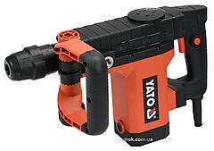 Отбойный молоток сетевой SDS-Max YATO 1150 Вт YT-82133
