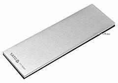 Брусок абразивний, алмазний, для заточування YATO : 150 х 50 х 4 мм, з грануляцією G600