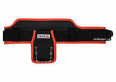 Пояс для інструментів з тримачем для молотка YATO YT-74003
