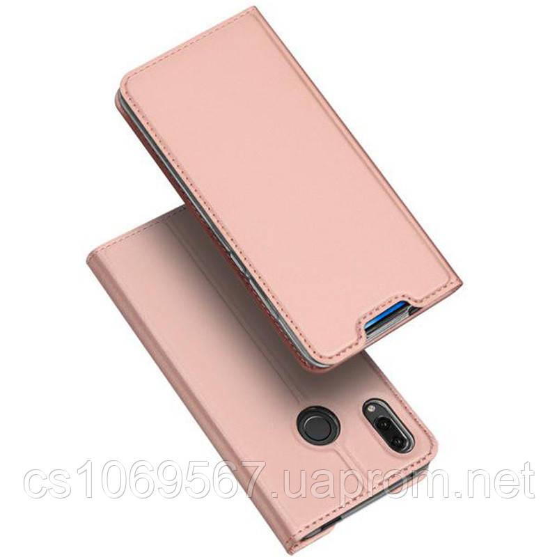 Чехол-книжка Dux Ducis с карманом для визиток для Huawei P Smart Z