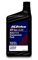 Масло для АКПП ACDELCO ATF (DEXRON3/MERCON3) ACDELCO 109240