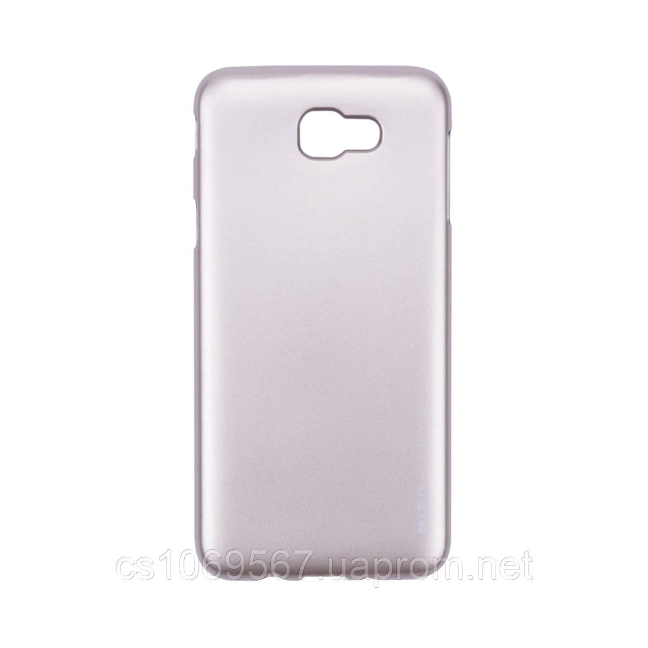 TPU чехол Mercury iJelly Metal series для Samsung G570F Galaxy J5 Prime (2016)