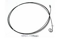 Дріт для очищення димарів VOREL Ø=3.5 мм l=6 м