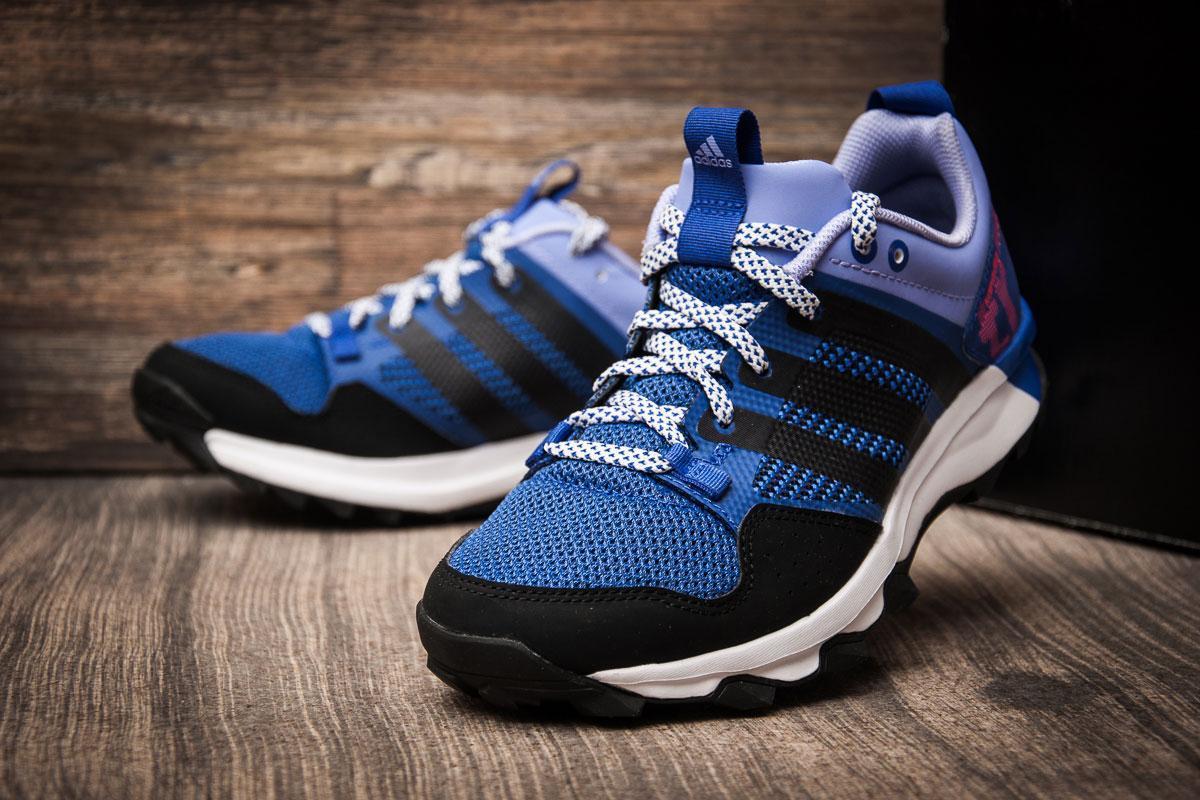 Женские кроссовки Adidas Kanadia 7 TR , синие Bigl.ua